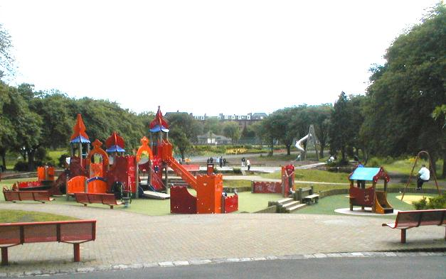 Playpark & Skating Arena